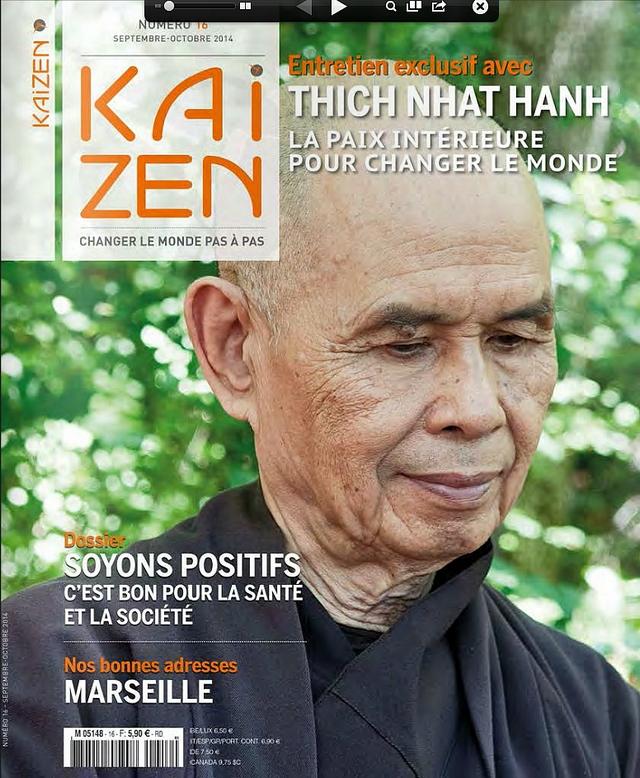 Kaizen 16 magazine